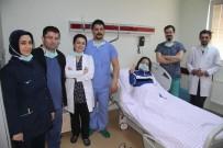 TSK Uçağının Rize'den Taşıdığı Karaciğer İle Hayata Döndü