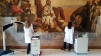 SARAYLAR - Türkiye'deki En Büyük Oryantalist Tablosu Sonbaharda Ziyarete Açılacak