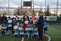 ÖZGÜR YANKAYA - Yeşilay Haftası Futbol Turnuvası Sona Erdi