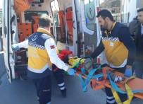 3. Kattan Düşen Çocuk Ağır Yaralandı