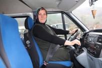 6 Çocuk Annesi Kadın Ödüllü Bir Servis Şoförü