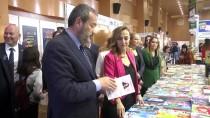 KITAP FUARı - AK Parti Genel Başkan Yardımcısı Ünal, Antalya'da