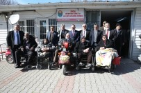 EĞITIM BIR SEN - AK Parti Sincan Belediye Başkan Adayı Ercan'dan Yoğun Mesai