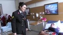 Bitlis'te Jandarma, Kadınları Unutmadı