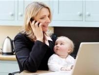 AİLE BAKANLIĞI - Çalışan anneye büyük destek