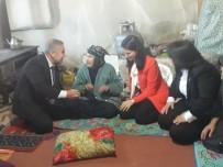 Cami Yapımı İçin Evin Bağışlayan 105'Lik Nineye Anlamlı Ziyaret
