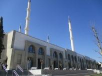 ÇAMLıCA - Çamlıca Camisi'ndeki İlk Cuma Namazı Havadan Görüntülendi