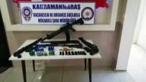 MERMİ - Cezaevi Firarisi Silah Operasyonunda Yakalandı