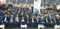 CHP'li Gökçe Arguvan'daydı