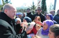 KARAKÖPRÜ - Cumhurbaşkanı Erdoğan'dan Kadınlara Özel İlgi