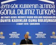 EVLİLİK ÖNCESİ EĞİTİM - Cumhurbaşkanı Erdoğan Kadınlar Günü Programına Katıldı