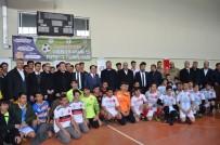 Darende'de Liselerarası Futbol Turnuvası Yapıldı