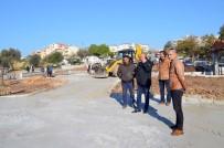 PIR SULTAN ABDAL - Didim Belediyesi, Pir Sultan Abdal Parkını 14 Mart'ta Açacak