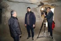YERALTI ŞEHRİ - Dünyanın En Büyük Yeraltı Şehri, AL ARABY TV'de Tanıtılacak