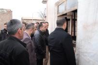 Elazığ'da Evi Yanan Ailenin Evi Yenilenecek