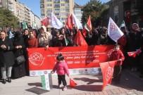 Elazığ'da STK'lar Suriyeli Kadın Ve Çocuklar İçin Bir Araya Geldi