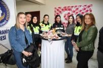 Emniyet Müdürü Yıldız Kadın Personelin Dünya Kadınlar Günü'nü Kutladı
