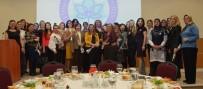 CİNSİYET EŞİTLİĞİ - ESOGÜ ESKAM Kadın Üniversite Personeli İçin Kahvaltı Düzenledi