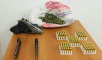 Evinde Uyuşturucu Ele Geçirilen Şahıs Tutuklandı