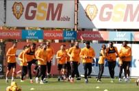 FLORYA - Galatasaray Taktik Çalıştı