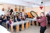 Hamur'da Müzik Sınıfı Açıldı