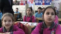 ÖRGÜN EĞİTİM - 'Hedefimiz Suriyeli Çocukların Tamamının Okullu Olması'