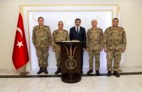 FERİT MELEN - Jandarma Genel Komutanı Orgeneral Arif Çetin Van'da