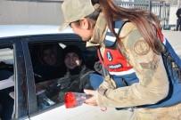 Jandarma Ve Emniyet Kadınlar Günü'nü Kutladı