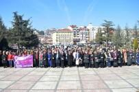 Kastamonu'da 8 Mart Dünya Kadınlar Günü Törenle Kutlandı