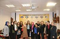 AHİ EVRAN ÜNİVERSİTESİ - Kırşehir'li Kadınlar, 'Demokrasinin Mayası Kadınlar' Seminerinde Bir Araya Geldi