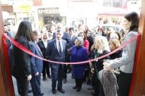 ZONGULDAK VALİSİ - Konukevi Kadınları El Emeği Sergisi Açıldı