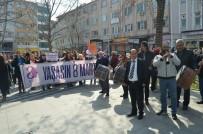 Lüleburgaz'da Kadınlar Günü Kutlamaları