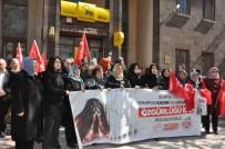 Mahpus Kadın Ve Çocuklar İçin Afyonkarahisar'dan Dünyaya Haykırdılar