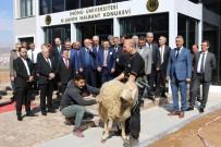 MEHMET ŞAHIN - Mehmet Şahin Nalbant Konukevi Hizmete Girdi