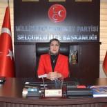 ÇOCUK İSTİSMARI - MHP Selçuklu İlçe Başkanı Çipan Açıklaması 'Kadın Ve Çocuk İstismarı İnsanlığa İhanettir'
