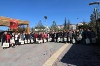 Miray Ürkmezer, Bayan Personellerin 8 Mart Kadınlar Günü'nü Kutladı