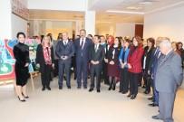 SERGİ AÇILIŞI - Nevşehir Barosunda 8 Mart Dünya Kadınlar Günü Programı Düzenlendi