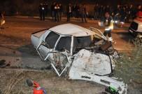 Nevşehir'de Trafik Kazası Açıklaması 5 Yaralı
