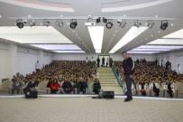 Nevşehir Kardelen Koleji Cengiz Küçükayvaz'ı Ağırladı