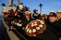 İSMAİL KAŞDEMİR - Nusret Mayın Gemisi 104 Yıl Sonra Aynı Rotada