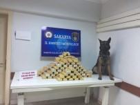 Sakarya'da 73 Kilo 260 Gram Eroin Ele Geçirildi