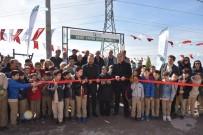 NEVZAT DOĞAN - Serdar Şehitr Cafer Şenol Parkı Açıldı
