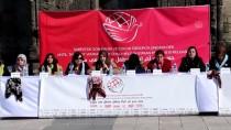 YABANCI ÖĞRENCİLER - 'Sessiz Çığlık' İle Suriyeli Tutsak Kadınların Sesi Oldular