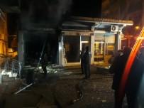 Trabzon'da Patlama Açıklaması 1 Ağır Yaralı