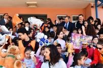 DOĞAL AFET - Tunceli'de Çocukların Yüzünü Güldüren Kampanya