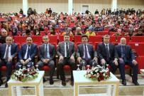 SÜTÇÜ İMAM ÜNIVERSITESI - Üniversitede 'İŞKUR Kampüste' Konulu Program