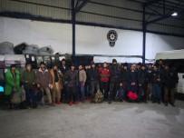 EMNİYET AMİRLİĞİ - Van'da 32 Kaçak Göçmen Yakalandı