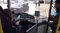 ŞEHİR İÇİ - Van'ın Kadın Şoförleri Güven Veriyor