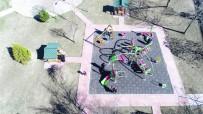 DAMAT İBRAHİM PAŞA - Yenilenen Damat İbrahimpaşa Parkı, Halkın Buluşma Merkezine Dönüştü
