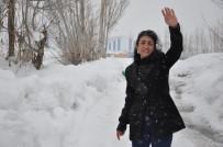 Yüksekova'da İlk Kez Bir Kadın, Muhtar Adayı Oldu